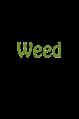 Weed Journal
