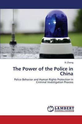 The Power of the Police in China