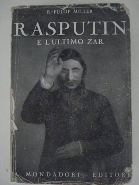 Rasputin e l'ultimo zar