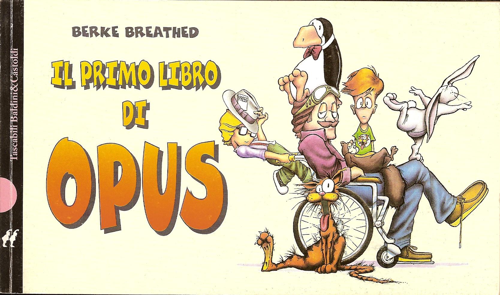 Il primo libro di Opus