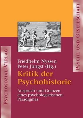 Kritik der Psychohistorie