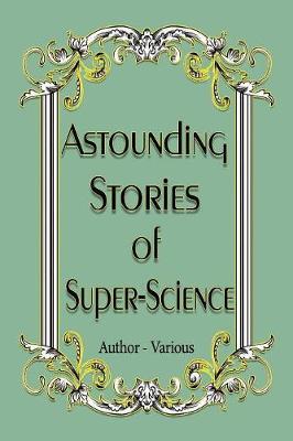 ASTOUNDING STORIES OF SUPER-SC