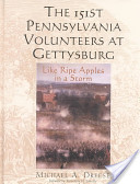 One Hundred Fifty-first Pennsylvania Volunteers at Gettysburg