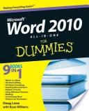 Word 2010 All-in-One...