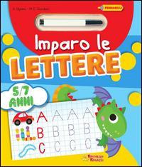 Imparo le lettere. Con gadget