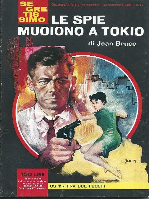 Le spie muoiono a Tokio