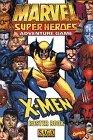 X-Men Roster Book