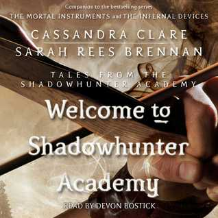 Welcome to Shadowhun...