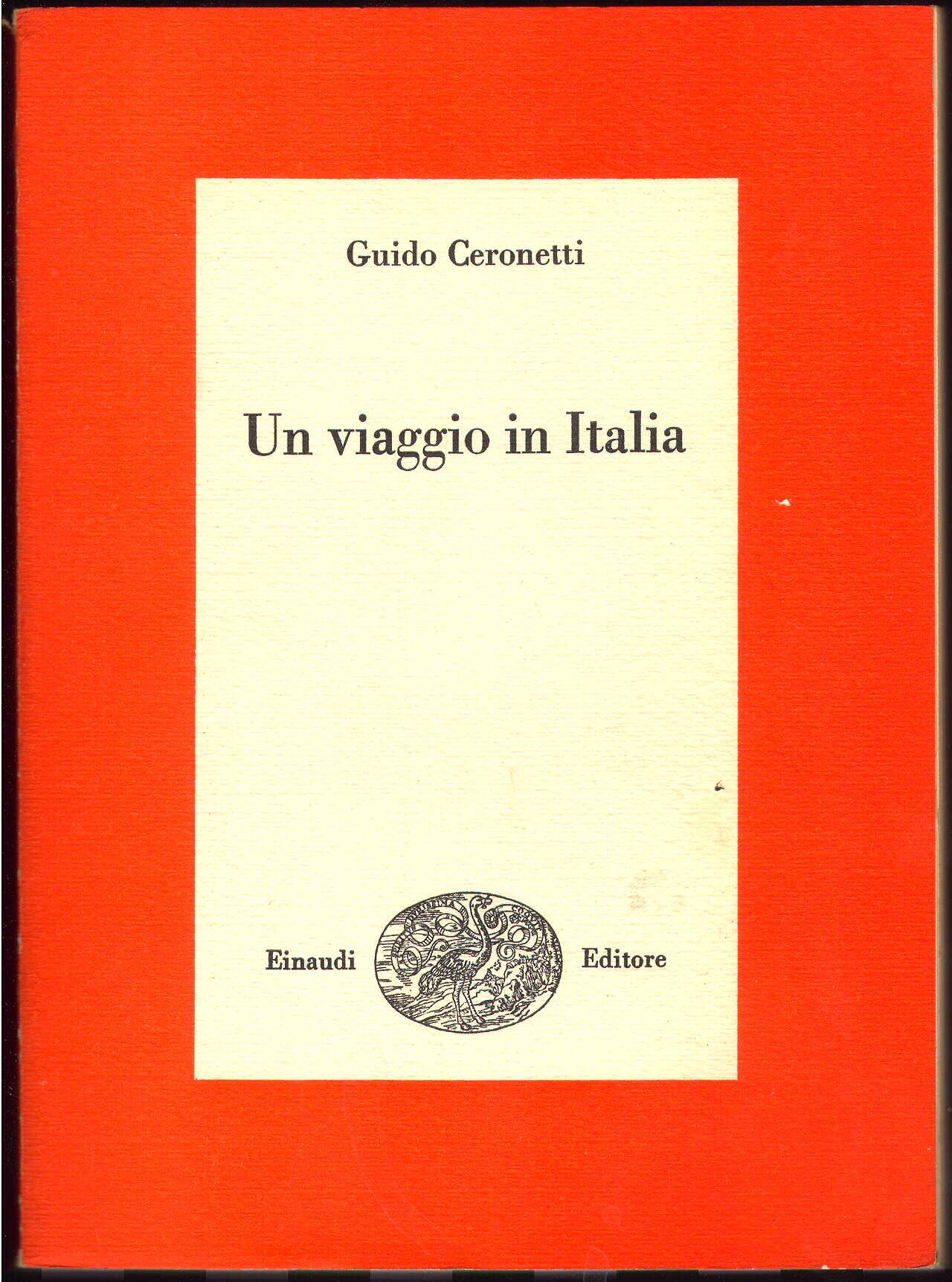 Un viaggio in Italia