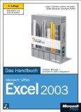 Microsoft Office Excel 2003 - Das Handbuch