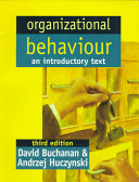Organizational Behav...