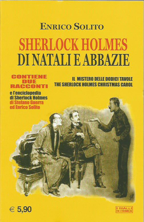 Sherlock Holmes di Natali e abbazie