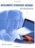 Document Strategy Design Workbook