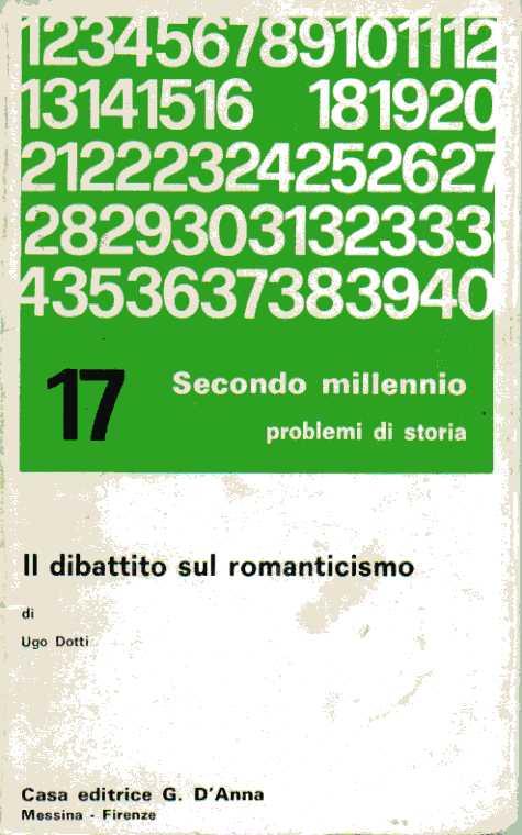 Il dibattito sul romanticismo