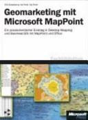 Geomarketing mit Microsoft MapPoint