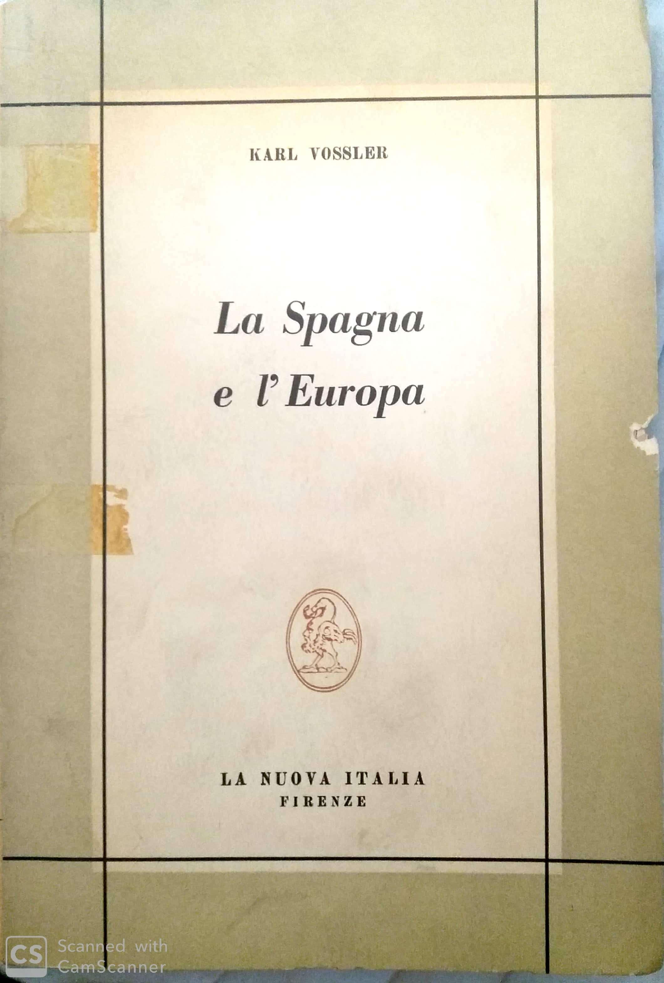 La Spagna e l'Europa