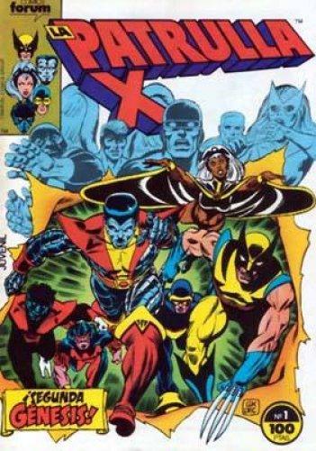 La Patrulla-X Vol.1 #1 (de 159)