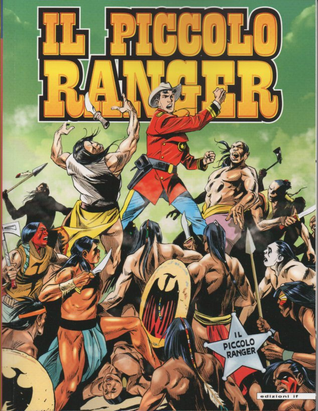 Il piccolo ranger (ristampa IF) n. 24
