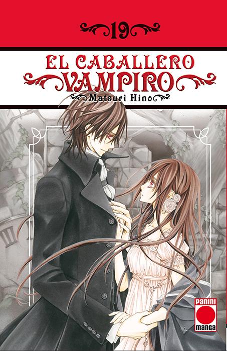 El caballero vampiro #19 (de 19)