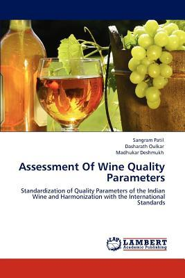 Assessment Of Wine Quality Parameters