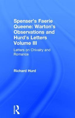 Letters On Chivalry & Romance