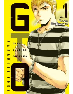 GTO Paradise Lost vol. 1