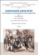 Giovanni Giolitti al governo, in parlamento, nel carteggio - Vol. 3