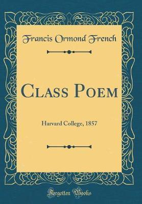 Class Poem