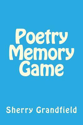 Poetry Memory Game