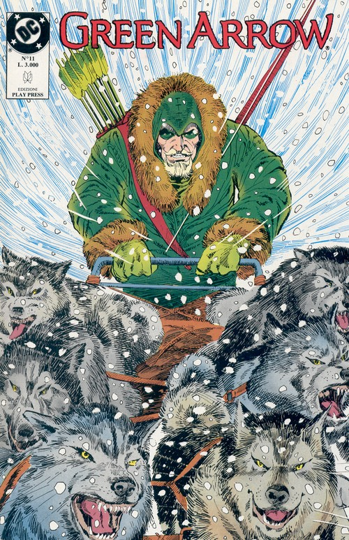 Green Arrow n. 11
