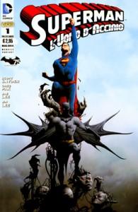 Superman l'Uomo d'Acciaio n. 1 - Variant