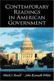Contemporary Readings in American Government