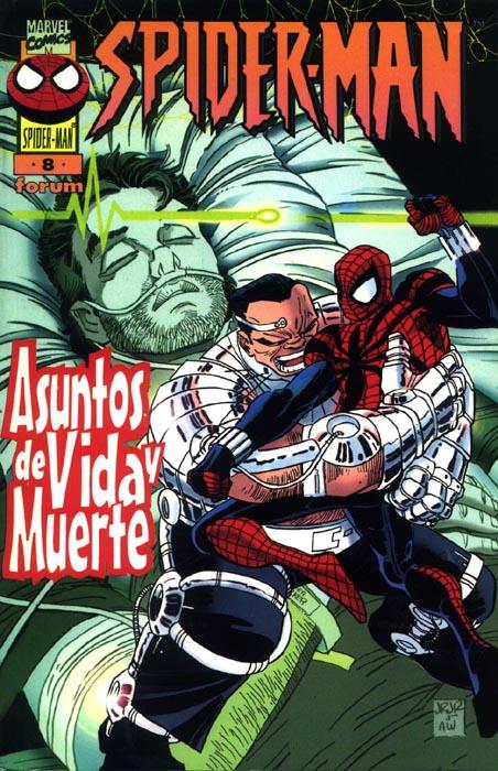Nuevo Spider-Man Vol...