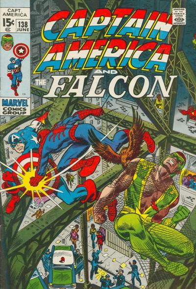 Captain America Vol.1 #138