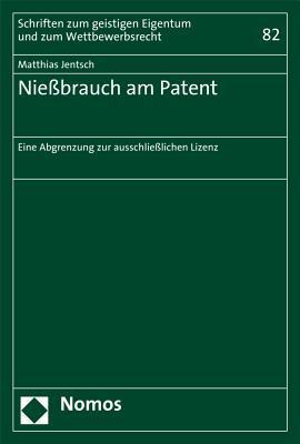 Niessbrauch Am Patent