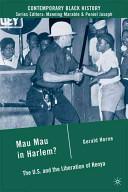 Mau Mau in Harlem?