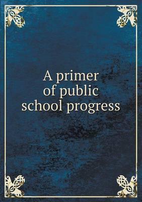 A Primer of Public School Progress