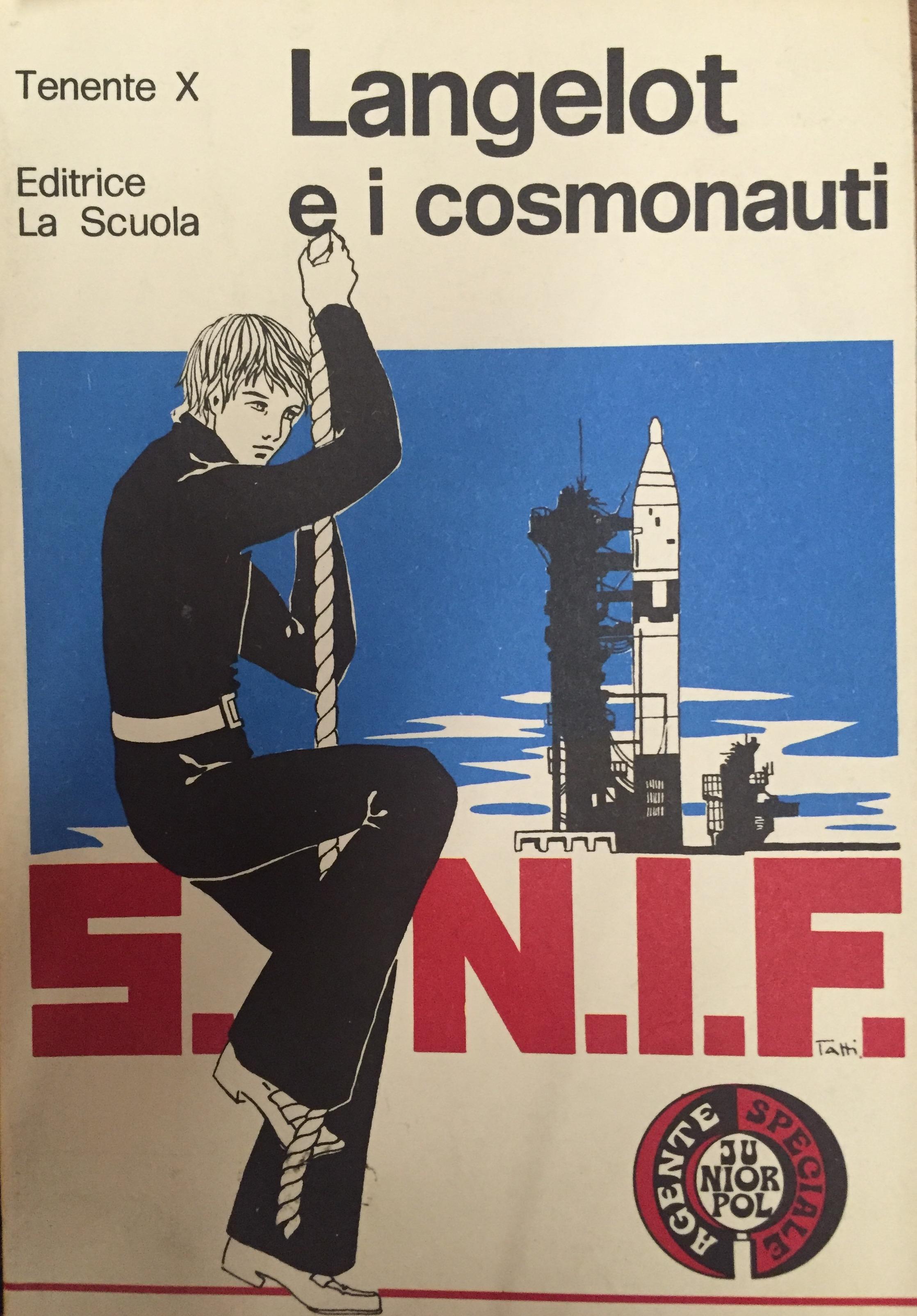Langelot e i cosmonauti