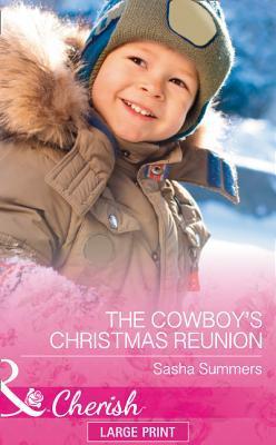 A Cowboy's Christmas Reunion (The Boones of Texas - Book 1)
