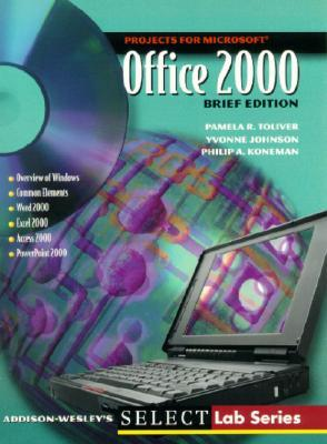 Projects for Office 2000