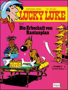 Lucky Luke - L'eredità di Ra-ta-plan