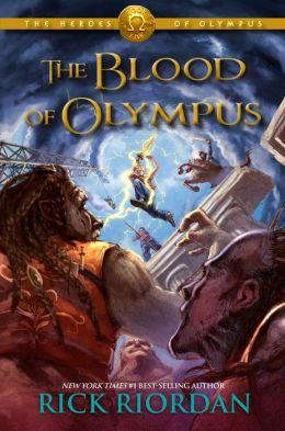 Blood of Olympus, Th...