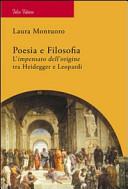 Poesia e filosofia