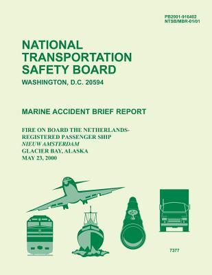 Marine Accident Brief Report