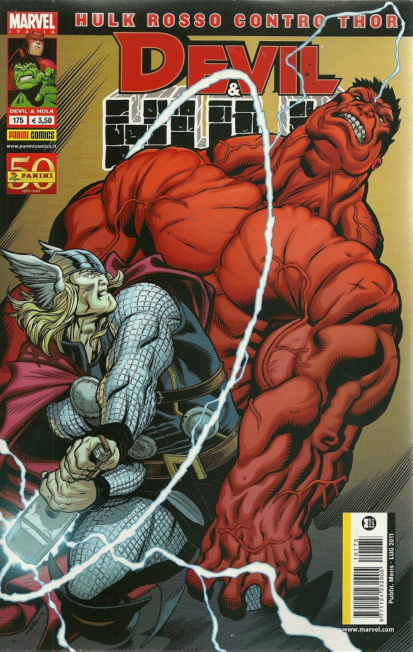 Devil & Hulk n. 175