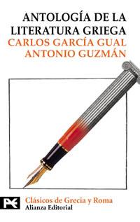 ANTOLOGIA DE LA LITERATURA GRIEGA SS. VIII A.C.