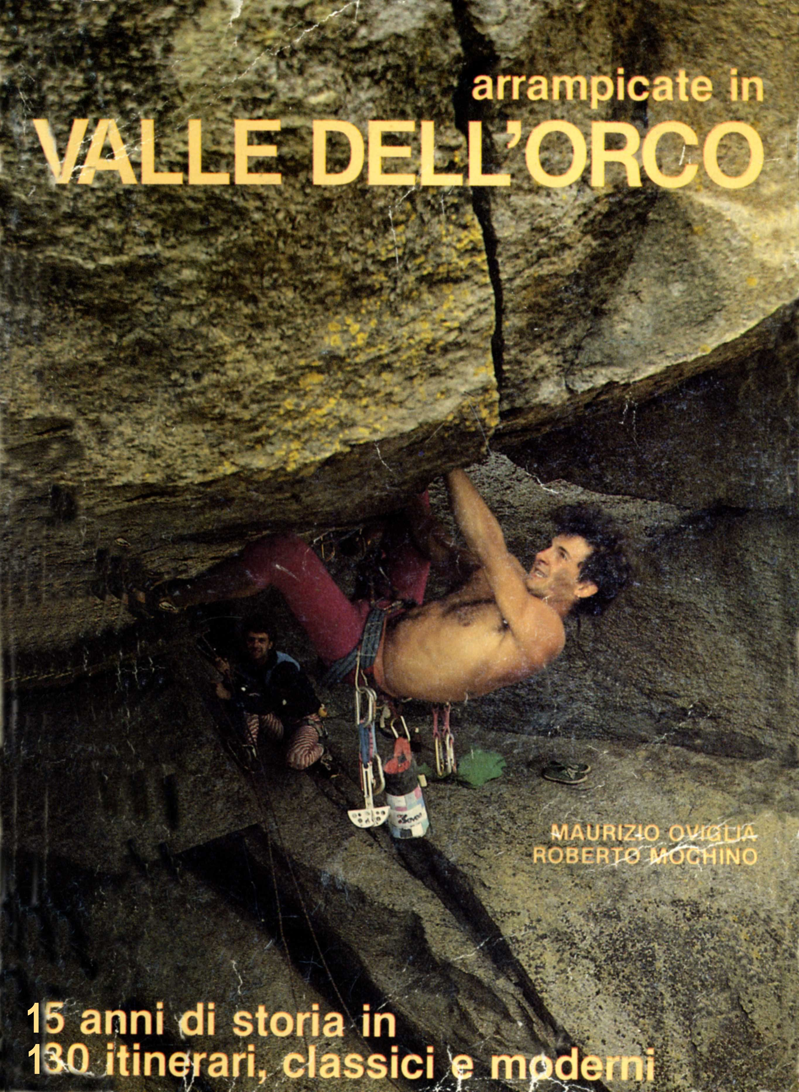 Arrampicate in Valle dell'Orco