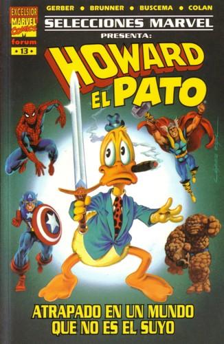 Howard el pato: Atra...