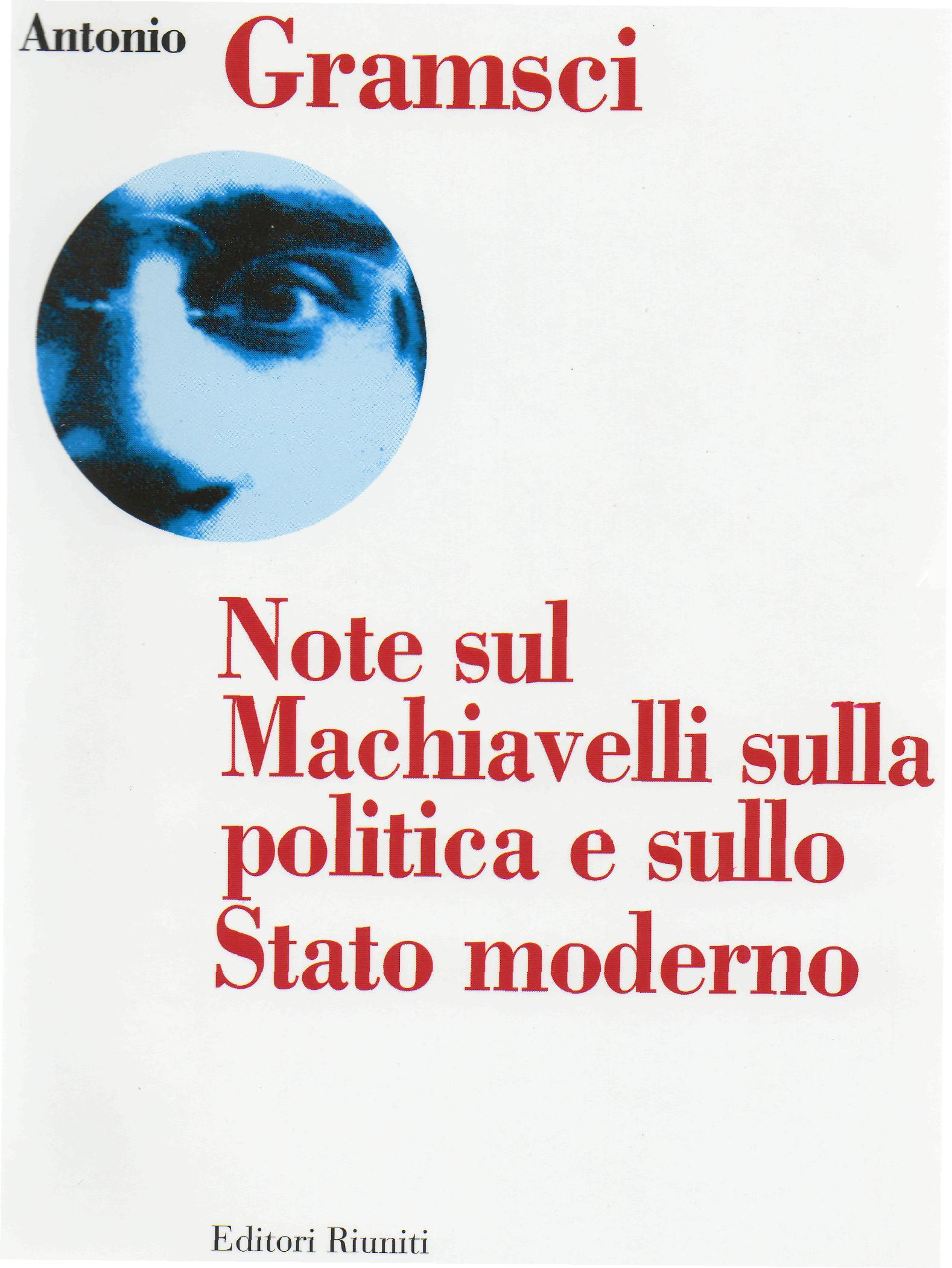 Note sul Machiavelli...