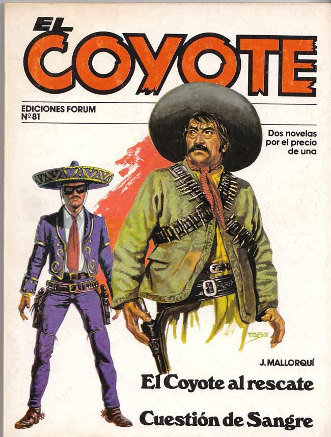 El Coyote al rescate / Cuestión de sangre